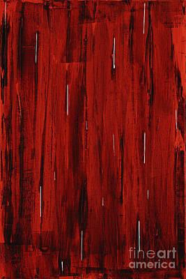 Shift Painting - Rain by Brian Drake - Printscapes