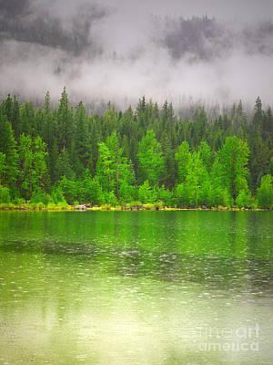 Photograph - Rain Clouds by Tara Turner