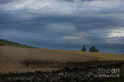 Photograph - Rain Coming by Kathy Russell
