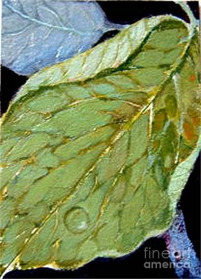 Painting - Rain Drop  by Diane Ursin