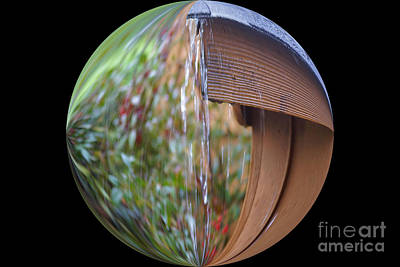 Photograph - Rain Drops by Melissa Messick