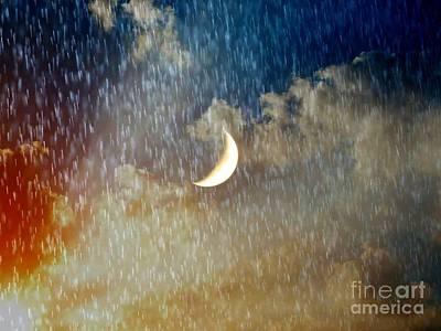 Photograph - Rain Fall by Amanda Kessel