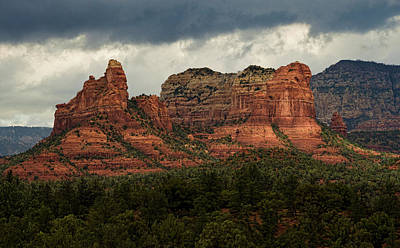 Photograph - Rain On The Mountain  by Saija Lehtonen