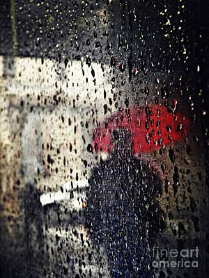 Photograph - Rain by Sarah Loft