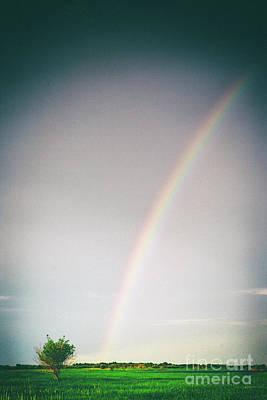 Photograph - Rainbow #0157 by Andrey Godyaykin