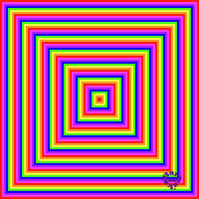 Digital Art - Rainbow #1 by Barbara Tristan