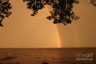 Photograph - Rainbow 1 by Jack G  Brauer