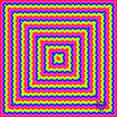 Digital Art - Rainbow #3 by Barbara Tristan