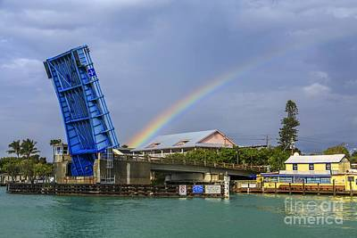 Photograph - Rainbow Bridge by Karin Pinkham