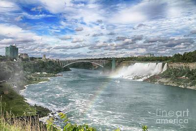 Photograph - Rainbow Bridge by Teresa Zieba