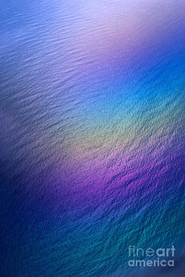Photograph - Rainbow Colors by Erik Aeder - Printscapes