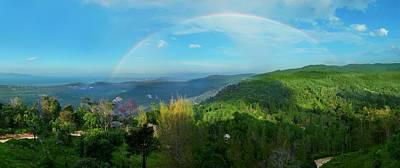 Photograph - Rainbow Dream by Steven Robiner