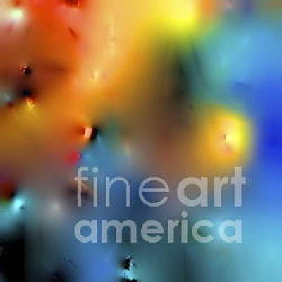 Painting - Rainbow Drops by Vicki Lynn Sodora