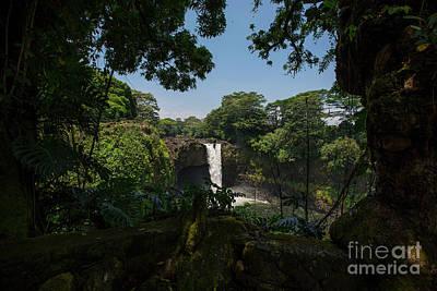 Photograph - Rainbow Falls 5 by Daniel Knighton
