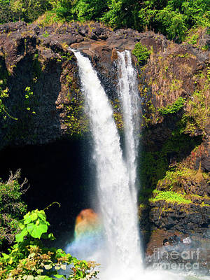 Photograph - Rainbow Falls I by Patricia Griffin Brett