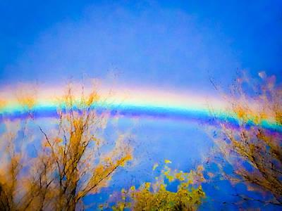 Rainbow Photograph - Rainbow by Heather Joyce Morrill