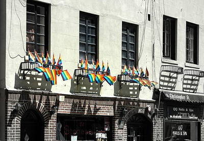 Rainbow History Art Print by Dan Stone