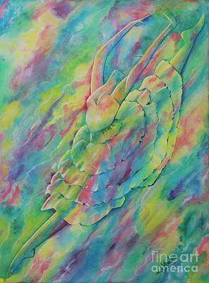 Painting - Rainbow by Jaswant Khalsa