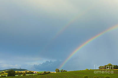 Photograph - Rainbow by Jim Orr