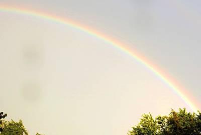 Photograph - Rainbow by Kyle West