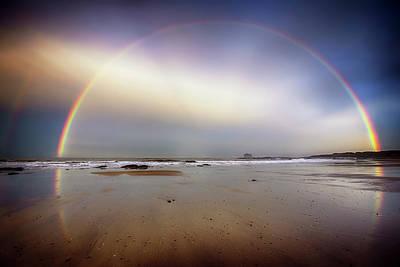 Photograph - Rainbow Light by Scott Masterton
