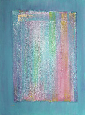Painting - Rainbow Shower Of Light by Asha Carolyn Young