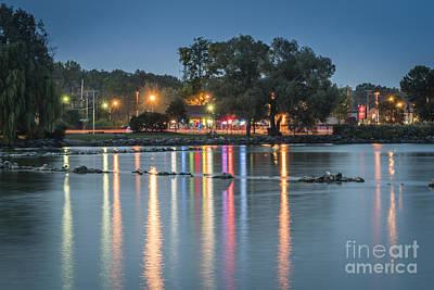 Photograph - Rainbow Lights by Joann Long