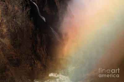 Photograph - Rainbow Mist by Sonya Lang