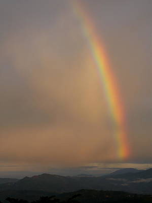 Photograph - Rainbow No.1 by Gregory Young