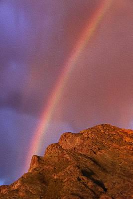 Digital Art - Rainbow No.13 by Mark Myhaver