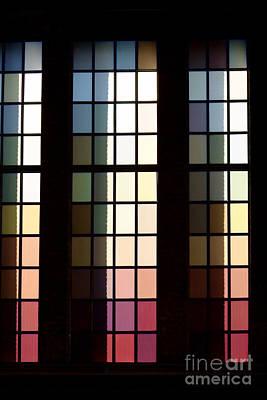 Edward Hopper - Rainbow of Windows by David March