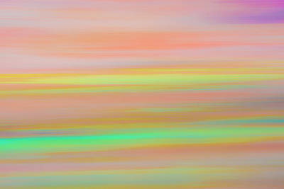Mixed Media - Rainbow Sherbet by Shara Weber