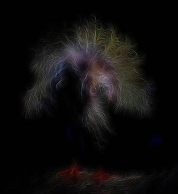 Digital Art - Rainbow Spirit by William Horden