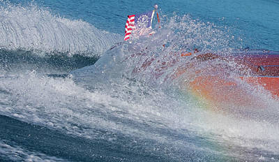 Rainbow Studio Art Print by Steven Lapkin