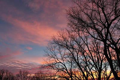 Photograph - Rainbow Sunrise by Kathy M Krause