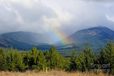Photograph - Rainbow Valley by Carol Groenen