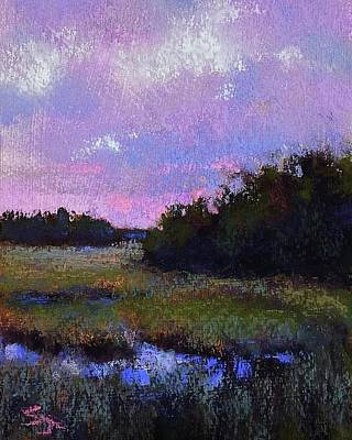 Painting - Rain's Retreat by Susan Jenkins