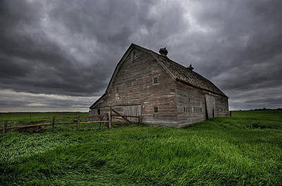 Photograph - Rainy Day  by Aaron J Groen