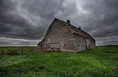 Photograph - Rainy Day  by Aaron J Groen