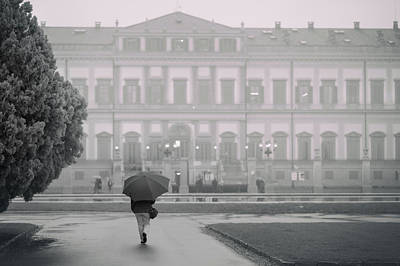 Photograph - Rainy Day by Alfio Finocchiaro