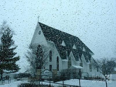 Rainy Day Photograph - Rainy Day by David Bearden