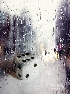 Photograph - Rainy Day Games by Clare Bevan