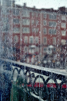 Photograph - Rainy Day In Portsmouth by Richard Ortolano