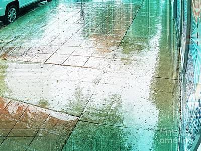 Photograph - Rainy Day by Jenny Revitz Soper