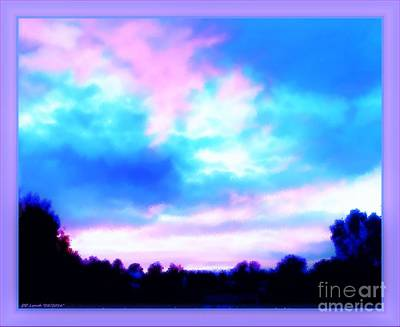 Pop Art Rights Managed Images - Rainy Day Painting Royalty-Free Image by Debra Lynch