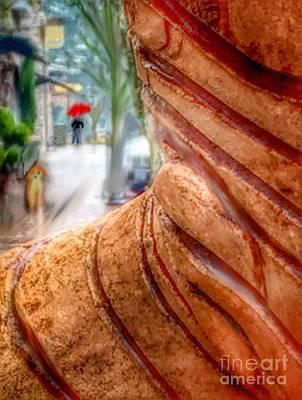 Photograph - Rainy Day  by Susan Garren