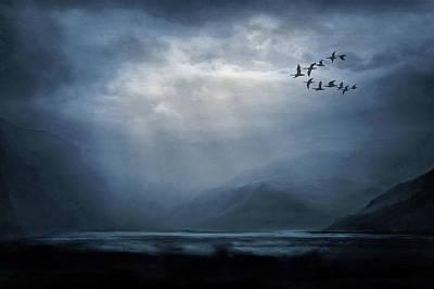 Photograph - Rainy Days And Mondays by Andrea Kollo