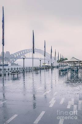 Photograph - Rainy Days And Mondays by Evelina Kremsdorf