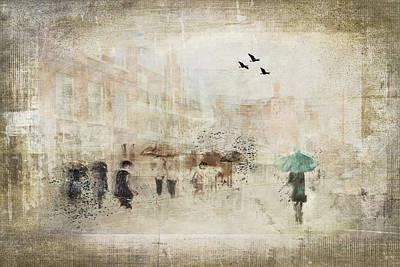 Photograph - Rainy Days And Mondays by Marilyn Wilson