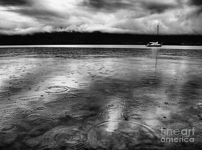 Summerland Photograph - Rainy Days In Summerland by Tara Turner